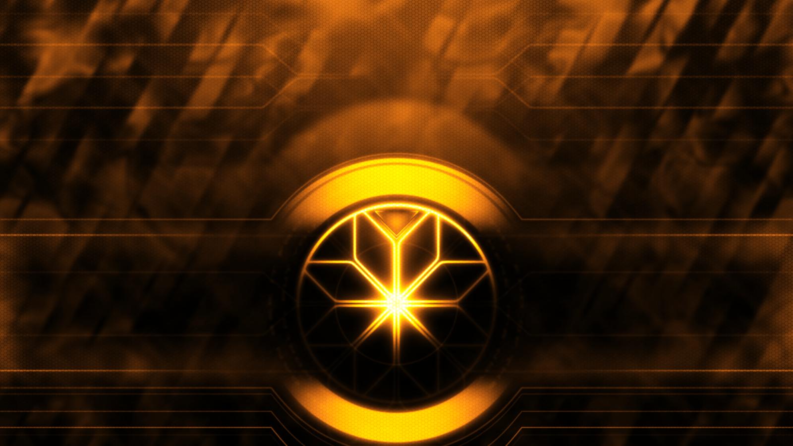 Deus Ex Terminal Wallpaper by Sooner266 1600x900