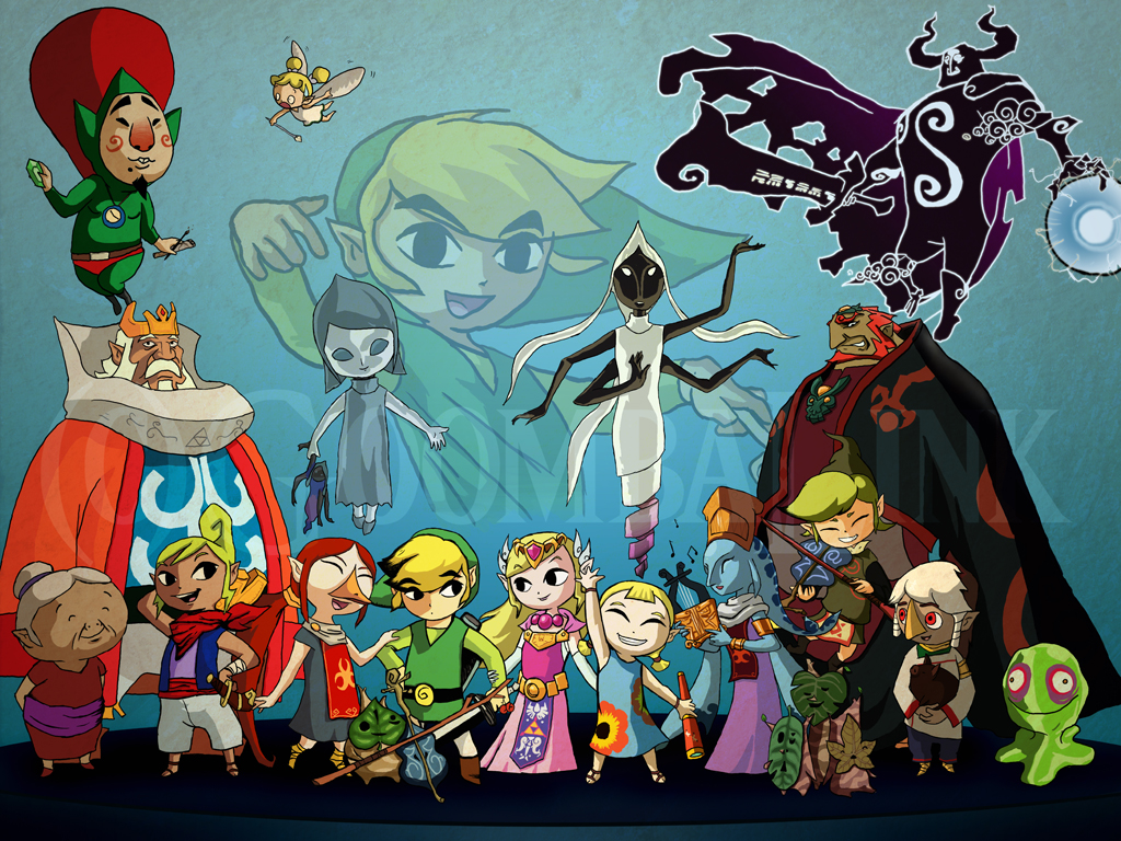Download Wind Waker Wallpapers  Images