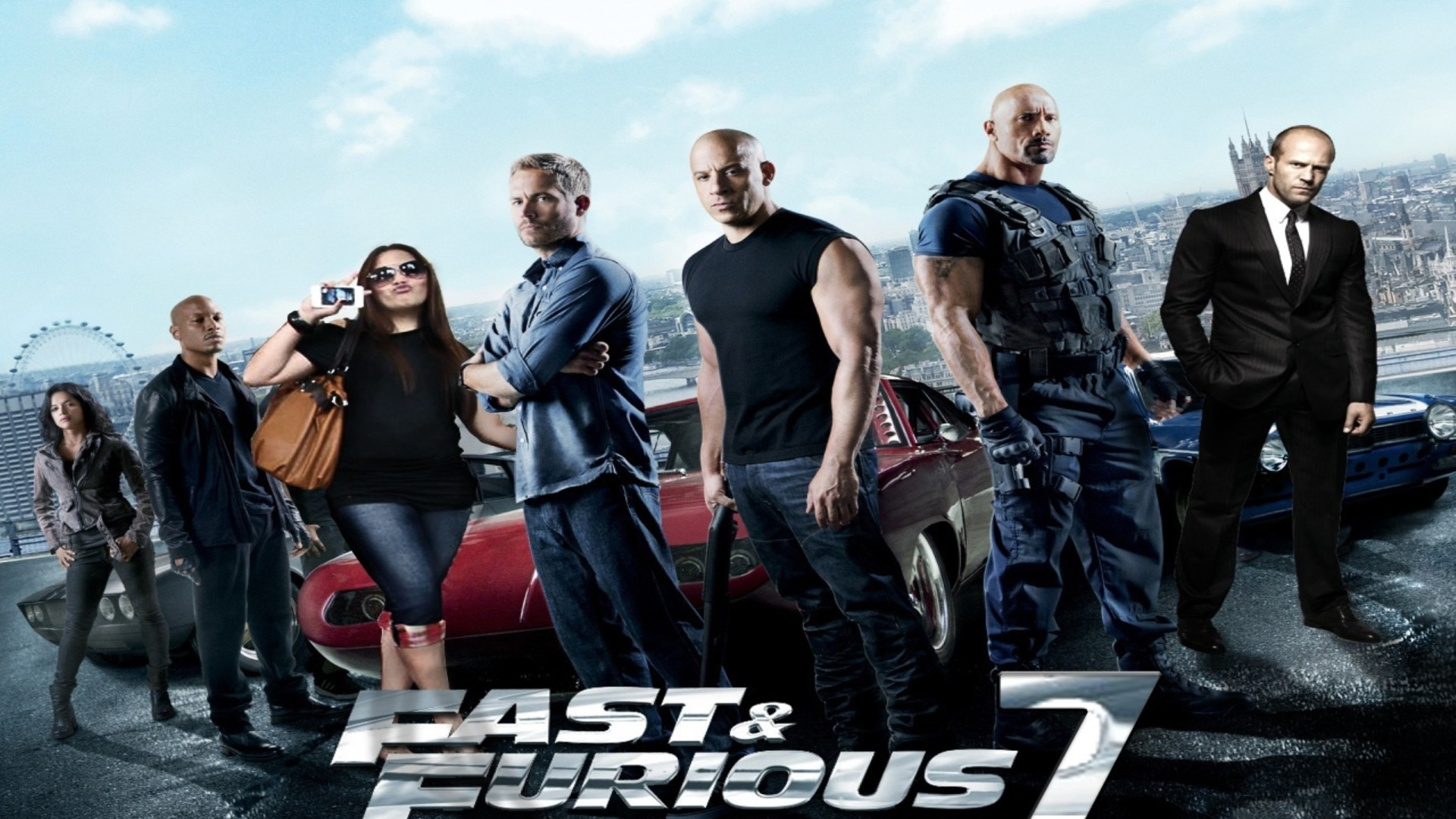 Furious 7 2015 Movie Wallpapers Download Desktop Wallpaper 1920x1080