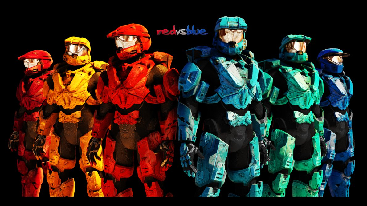 RvB Wallpaper by Mattpc 1191x670
