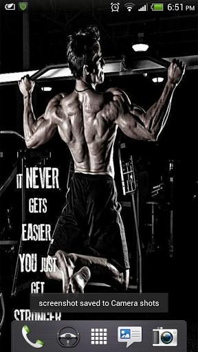 Fitness Motivation Wallpaper M Screenshot 6 288x512