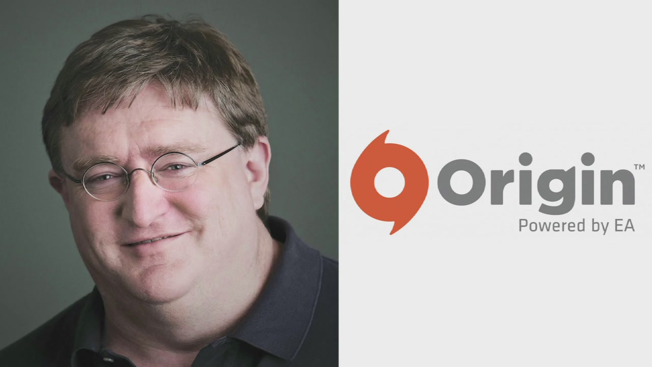 Gabe Newell Wallpaper Wallpapersafari