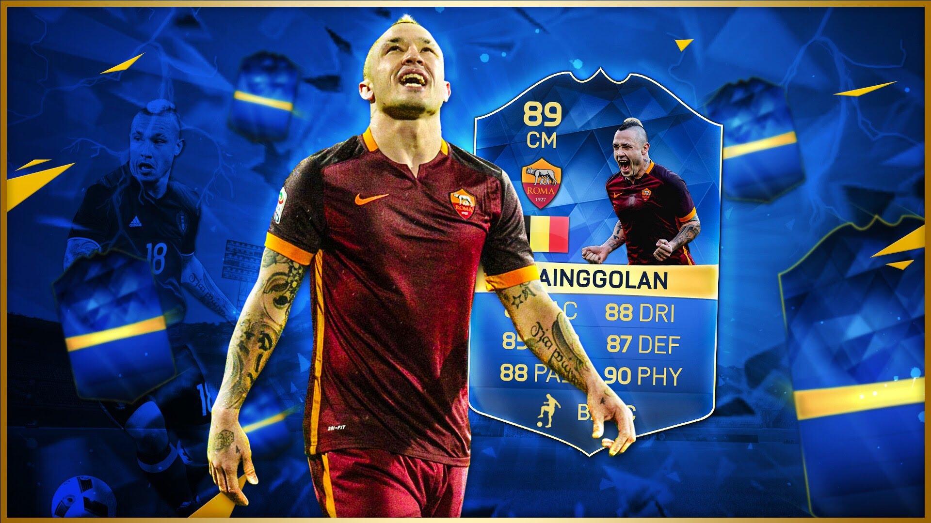 FIFA 16   Radja Nainggolan   TOTS Review 1920x1080