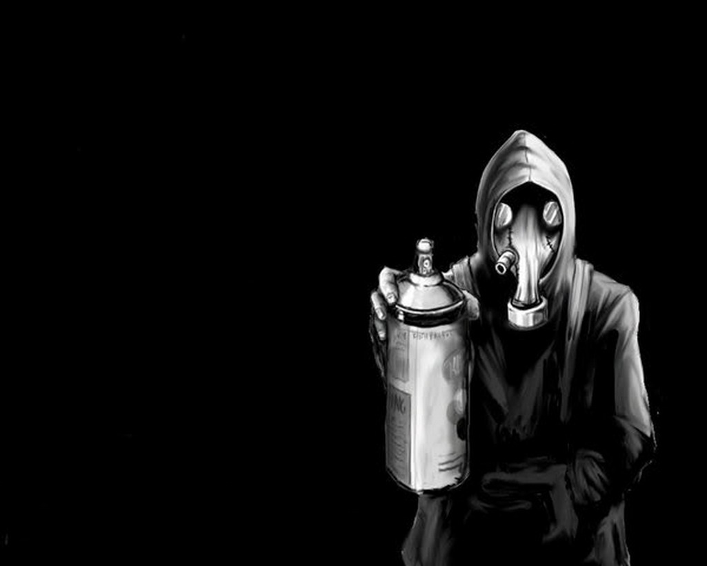 Hip Hop Graffiti Art Wallpaper