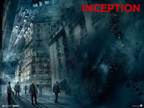 Download Inception Movie Theme and Wallpaper 550x413