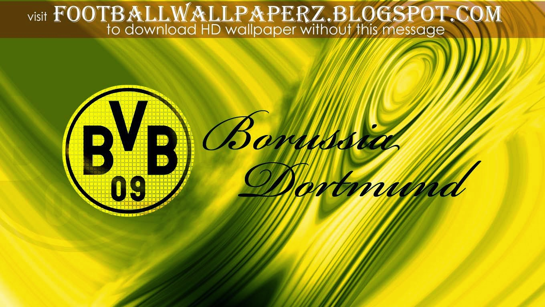 BORUSSIA DORTMUND FC LOGO SOCCER FOOTBALL CLUB WALLPAPER 006jpg 1360x768