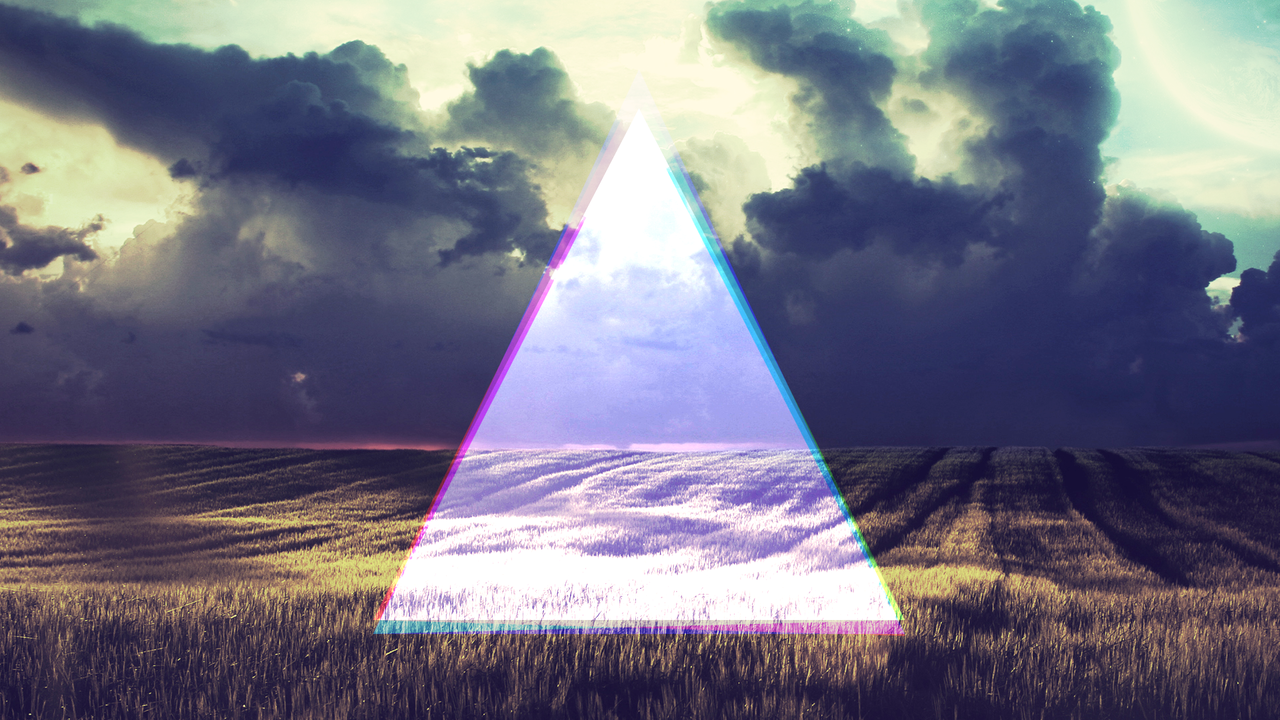 Free Download Hipster Triangle 1345013 With Resolutions