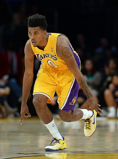 Nick Young Wallpaper Lakers 409x550