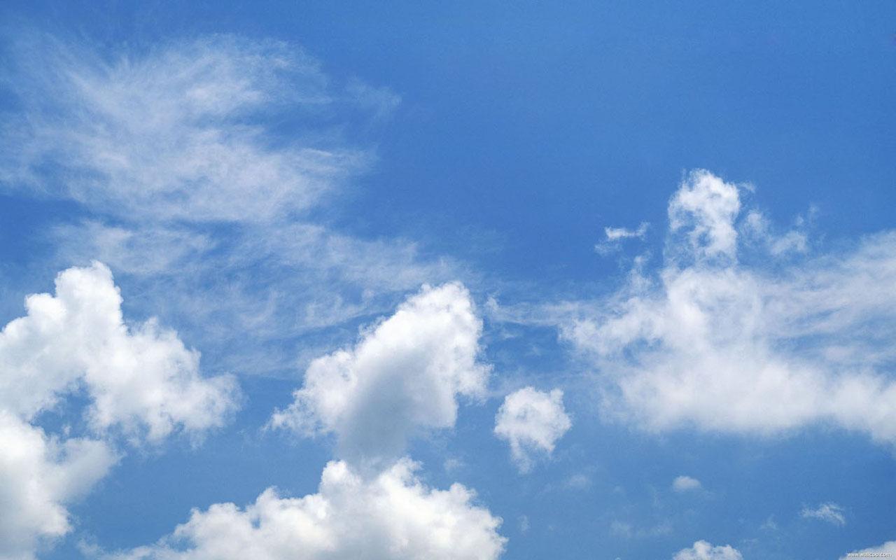 Medical Blue Sky Cloud   1280x800 iWallHD   Wallpaper HD 1280x800