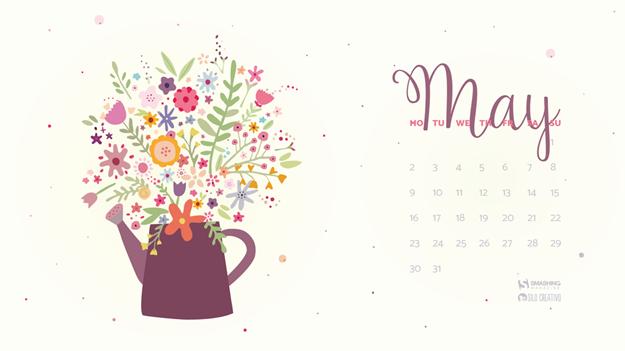 Download Smashing Magazine Desktop Wallpaper Calendar May 2016 Windows 625x351