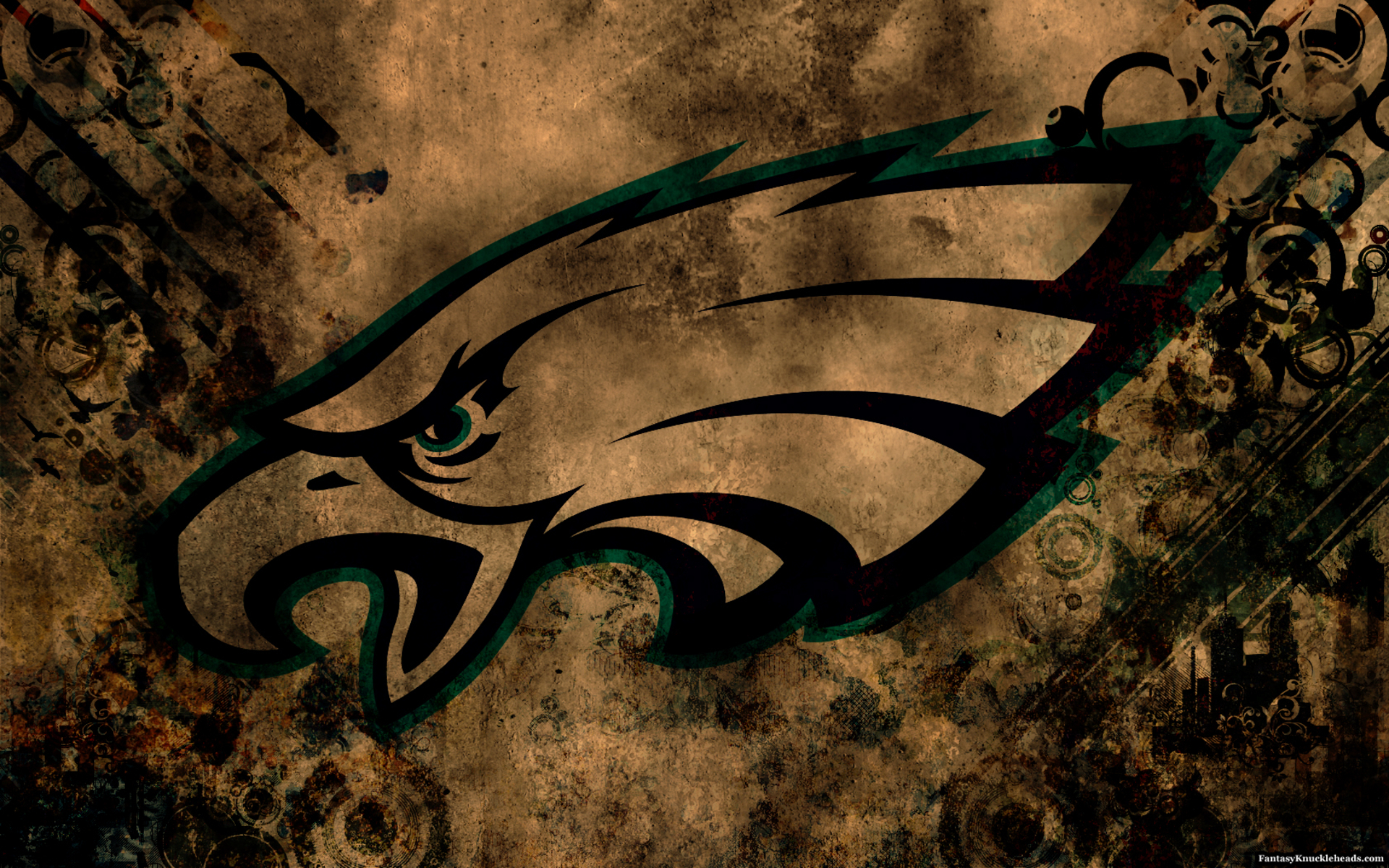 PHILADELPHIA EAGLES Nfl Football Gd Wallpaper 1920X1200 158024 1920x1200