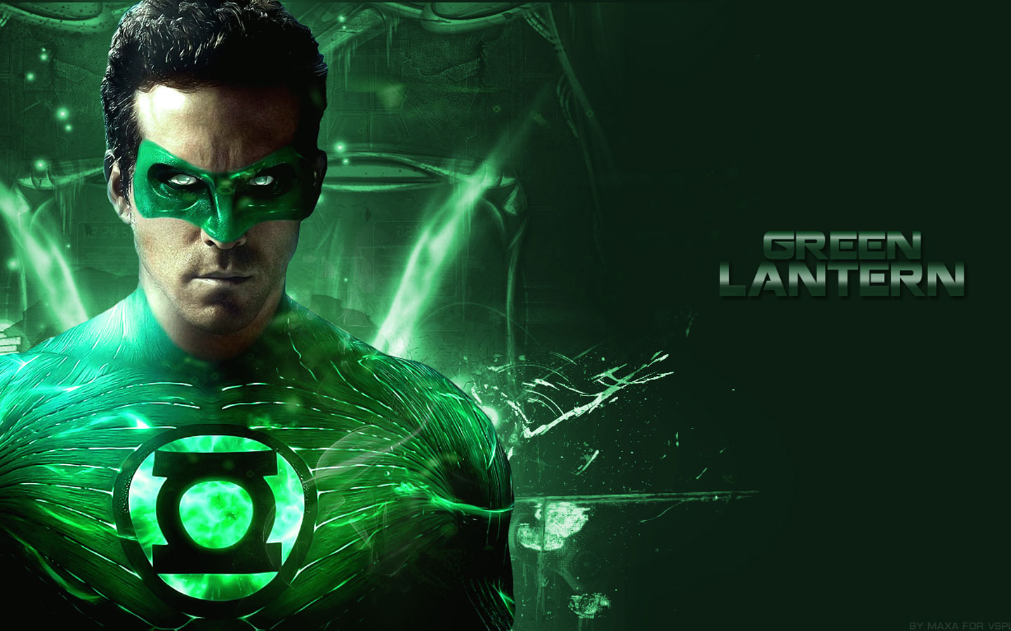 Green Lantern Wallpapers   Wallpaper HD Base 1440x900