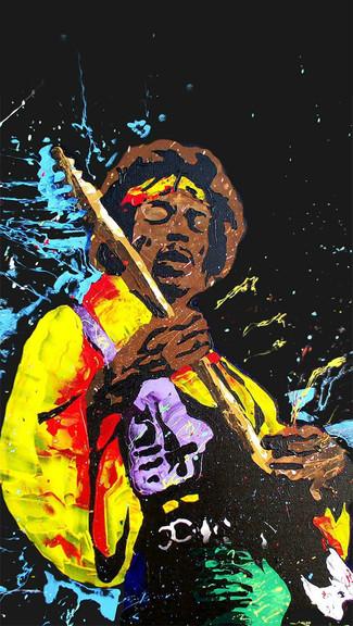 Jimi Hendrix iPhone Wallpaper - WallpaperSafari