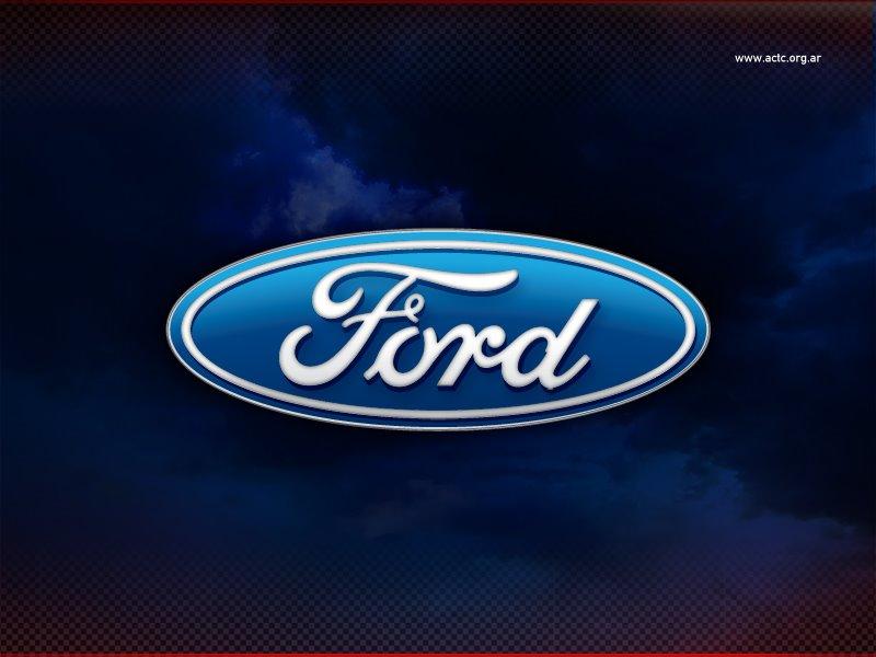 Ford Emblem Wallpaper 800x600