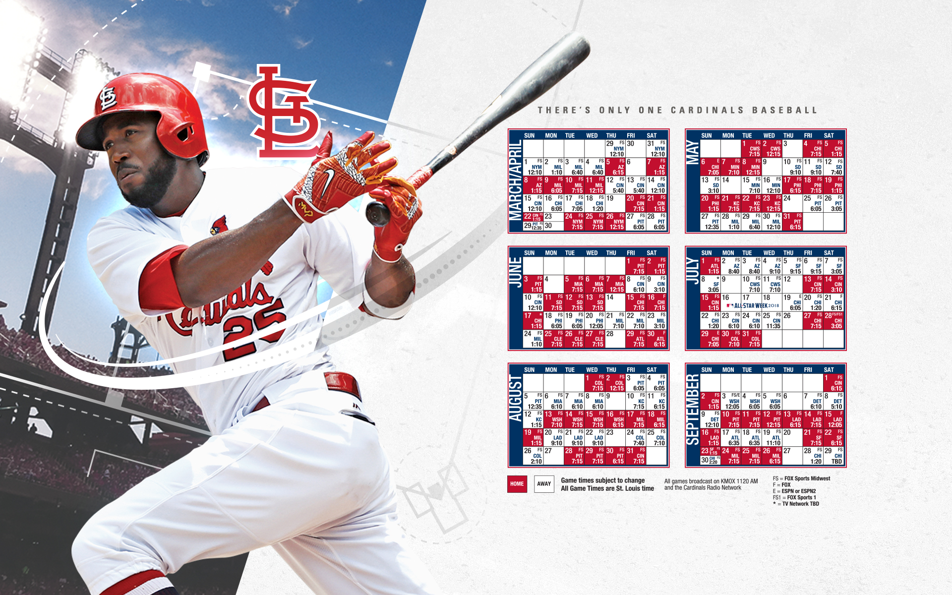 30 St Louis Cardinals 2018 Wallpapers On Wallpapersafari