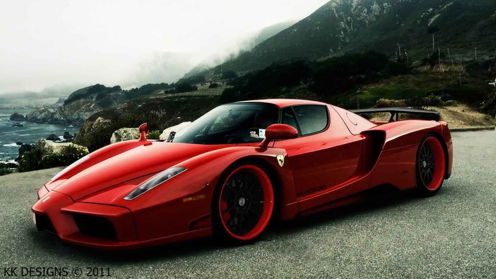 Best Collection Of Ferrari Exotic Car Wallpapers   SA Wallpapers 1920x1080