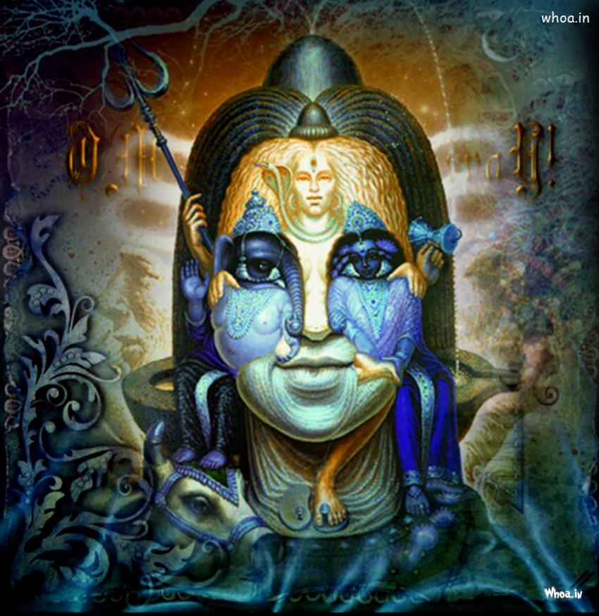 Lord Shiva Wallpaper HD Desktop Wallpaper Wallpapers of Lord Shiva 850x874