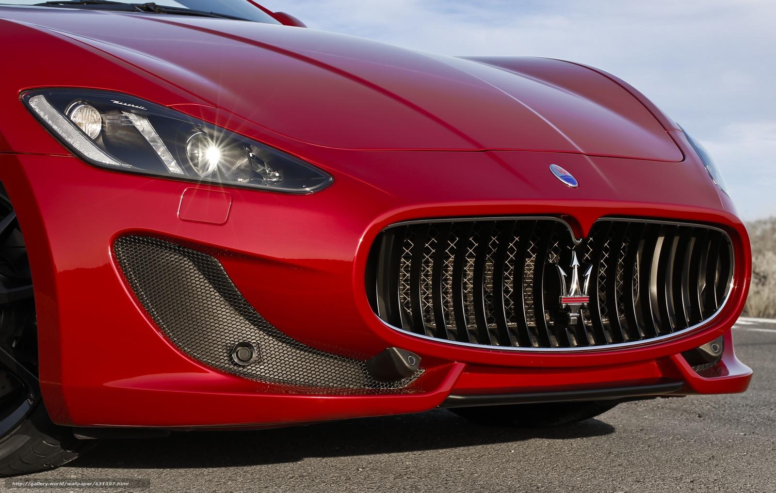 Maserati Logo Images TheCelebrityPix 1600x1017