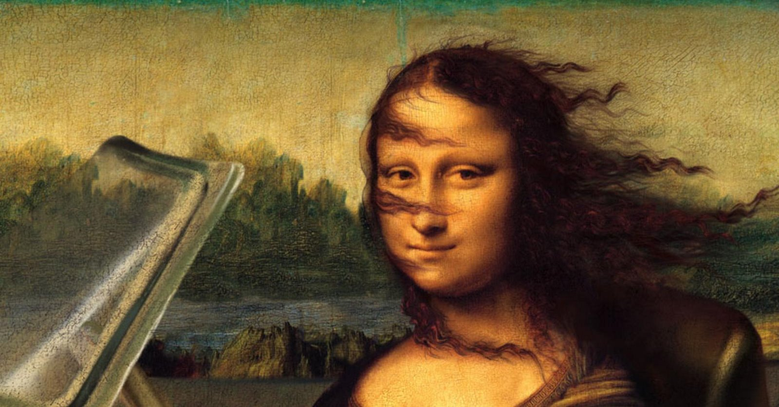 Download Mona Lisa Wallpaper 1600x836 Wallpoper 366889 1600x836