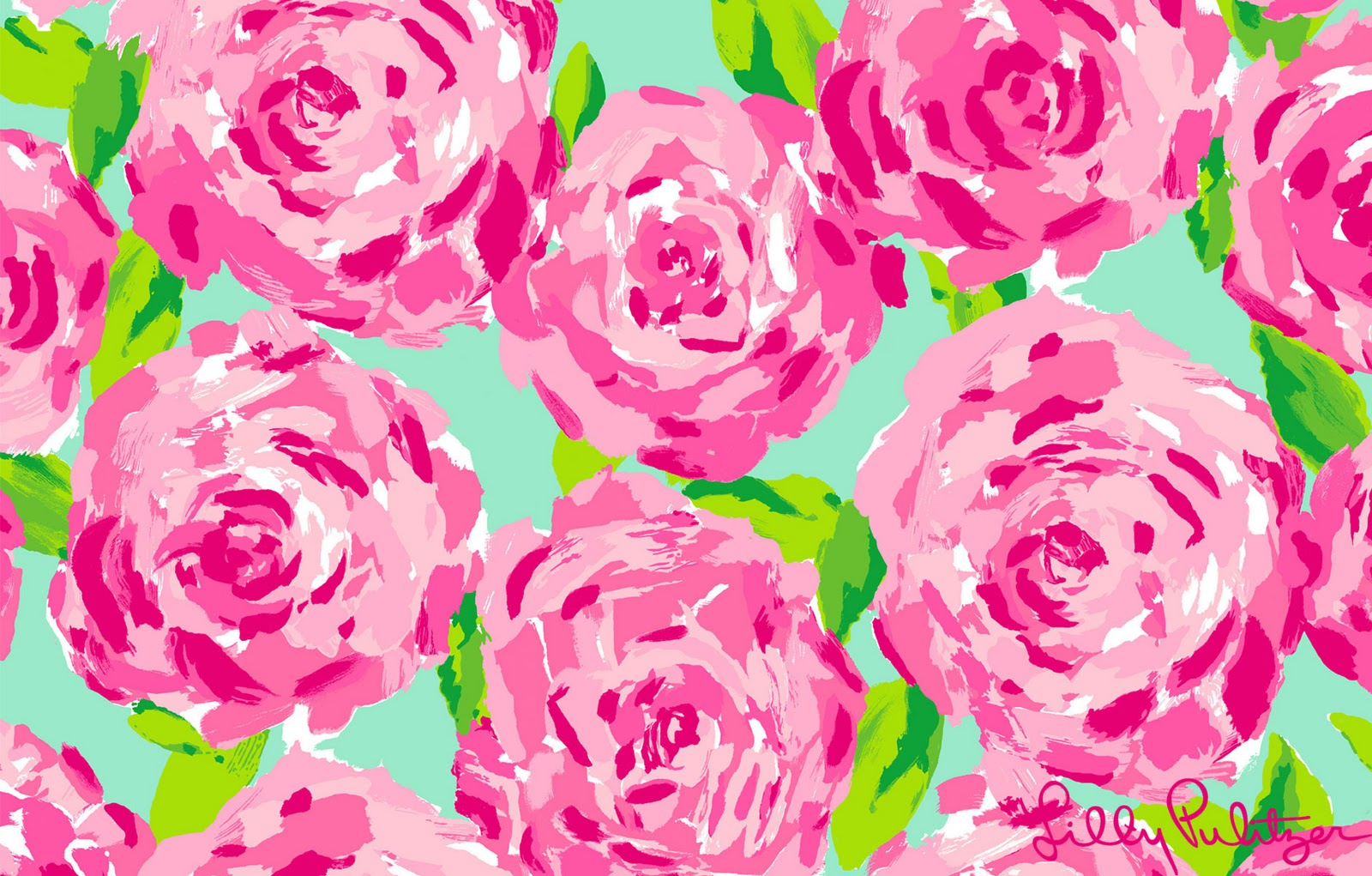 FREE Lilly Pulitzer Desktop Wallpapers Shopaholics Anonymous Blog 1600x1021