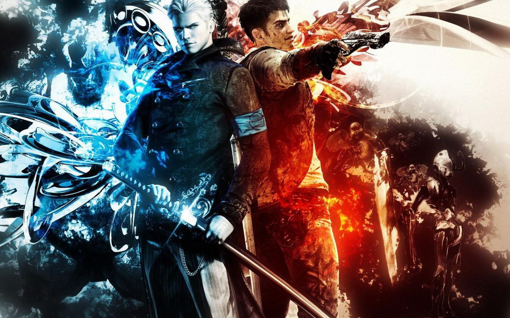 Devil May Cry 5 Wallpapers HD Desktop Wallpapers 1680x1050