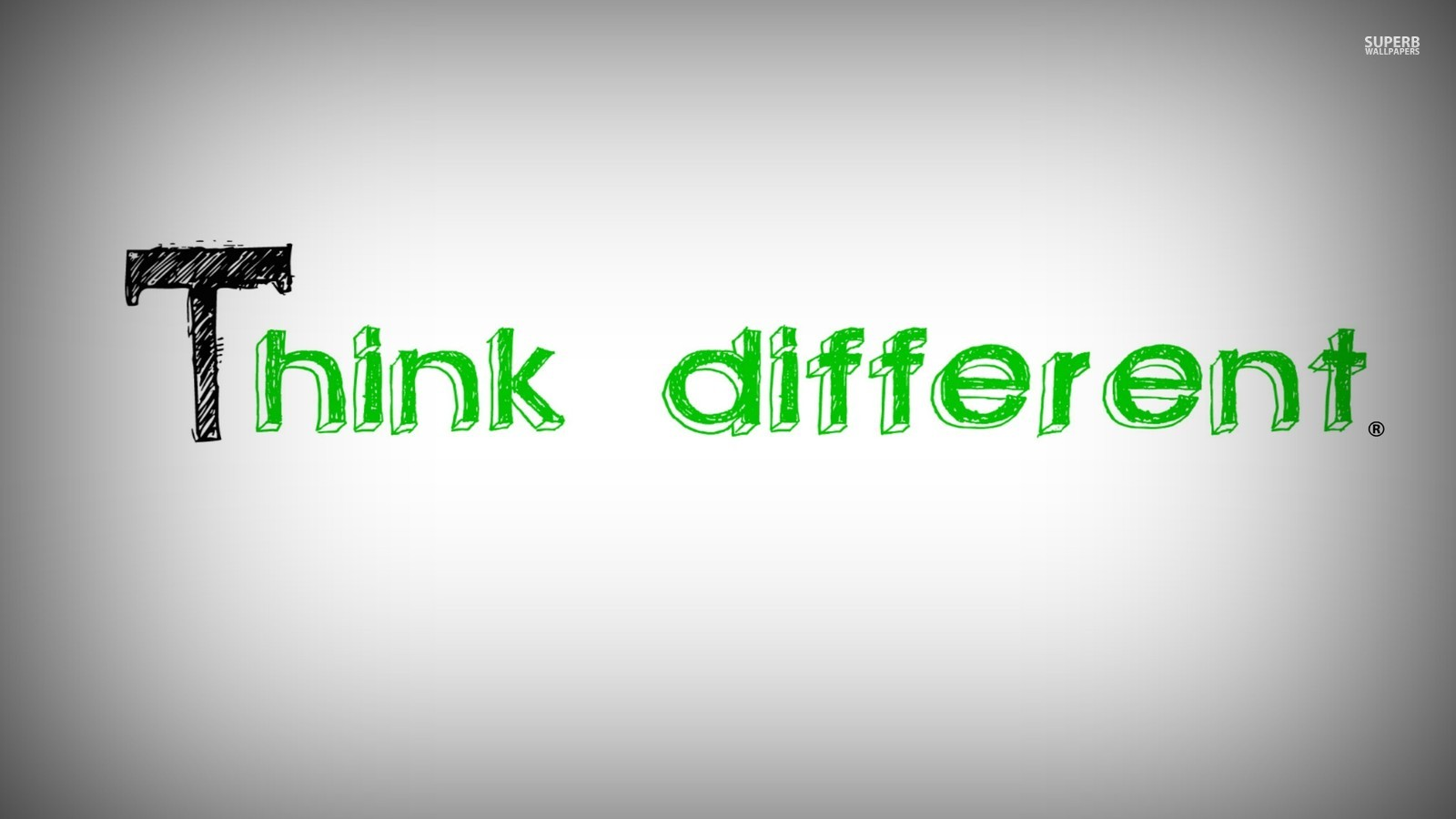 Think Different   Advice Wallpaper 38680224 1600x900