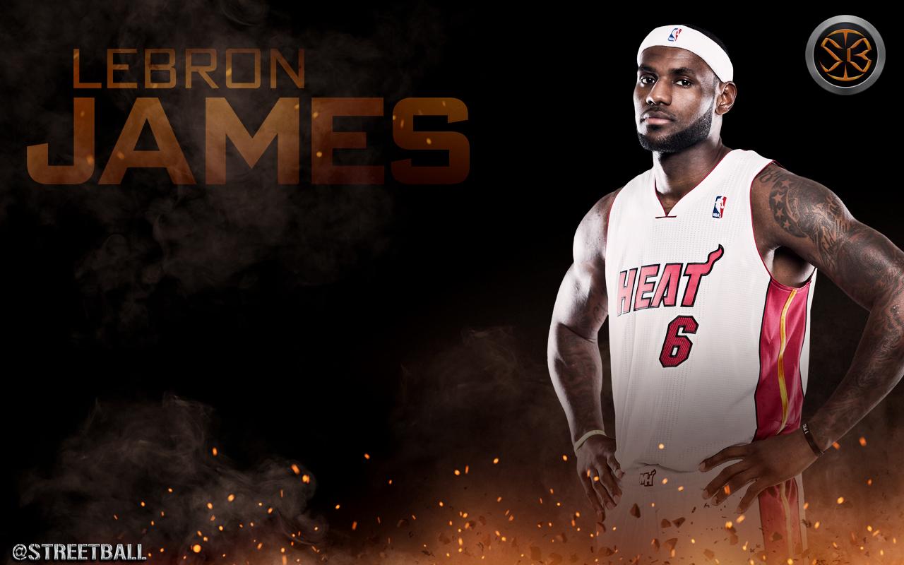 Pics Photos   Lebron James Nba Miami Heat Wallpaper 1280x800