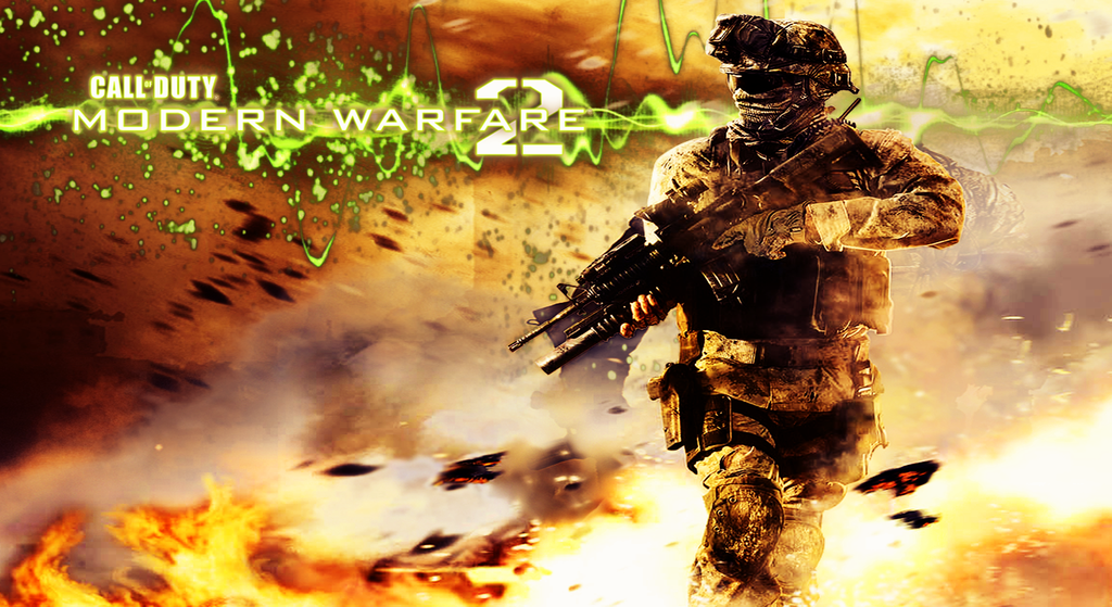 Free Download Of Duty Modern Warfare 2 Wallpaper 1080p