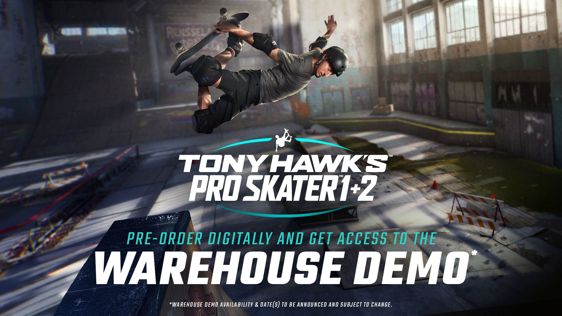 Get Ready to Grind into Tony Hawks Pro Skater 1 and 2 1920x1080