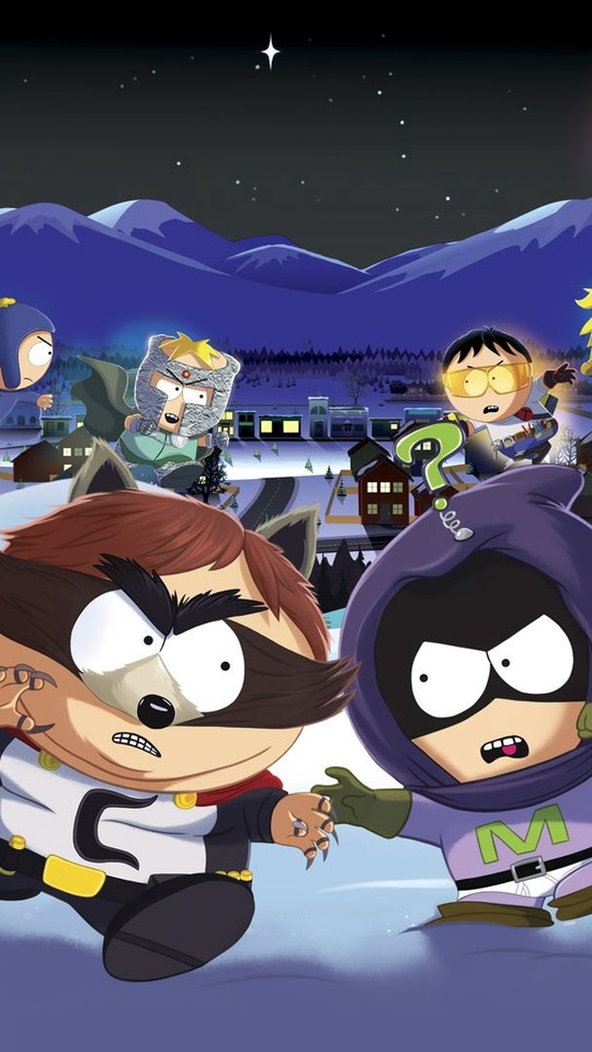 Download wallpaper 540x960 south park the fractured but whole 540x960