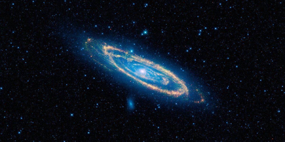 Could Some Distant Galaxies Be Made Of Antimatter Quantum 1200x600