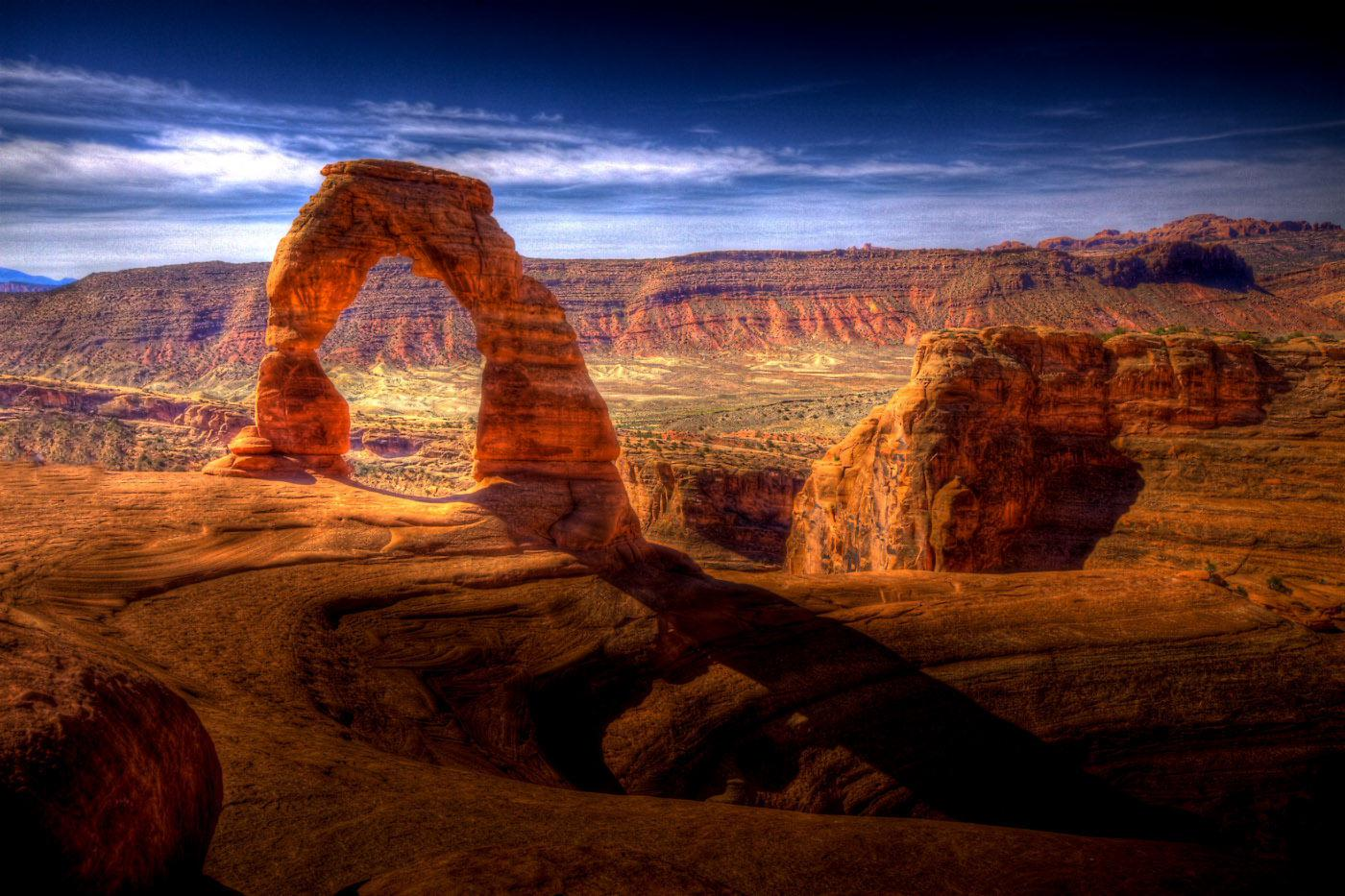 Arches National Park Wallpapers WallpapersIn4knet 1400x933