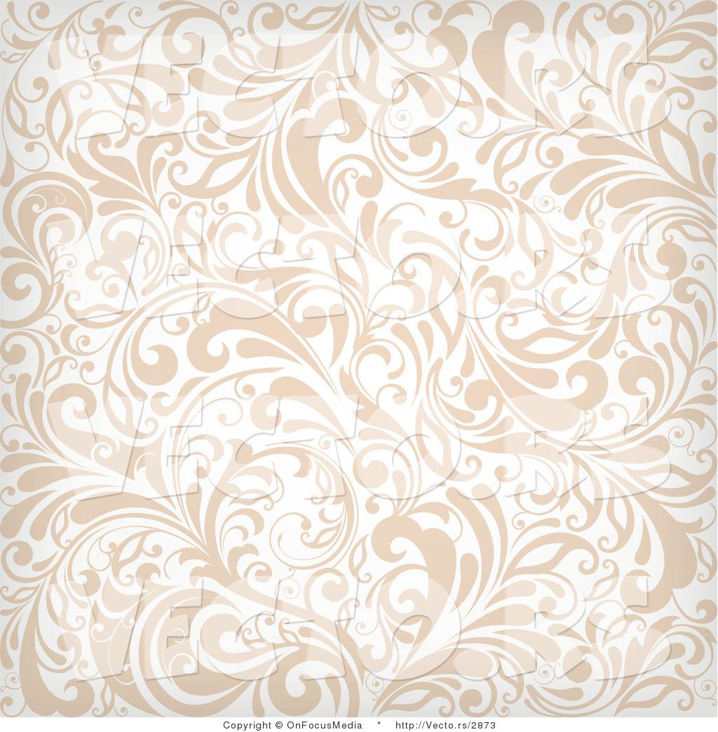 Download Black And White Floral Border Design Element Version 1024x1044
