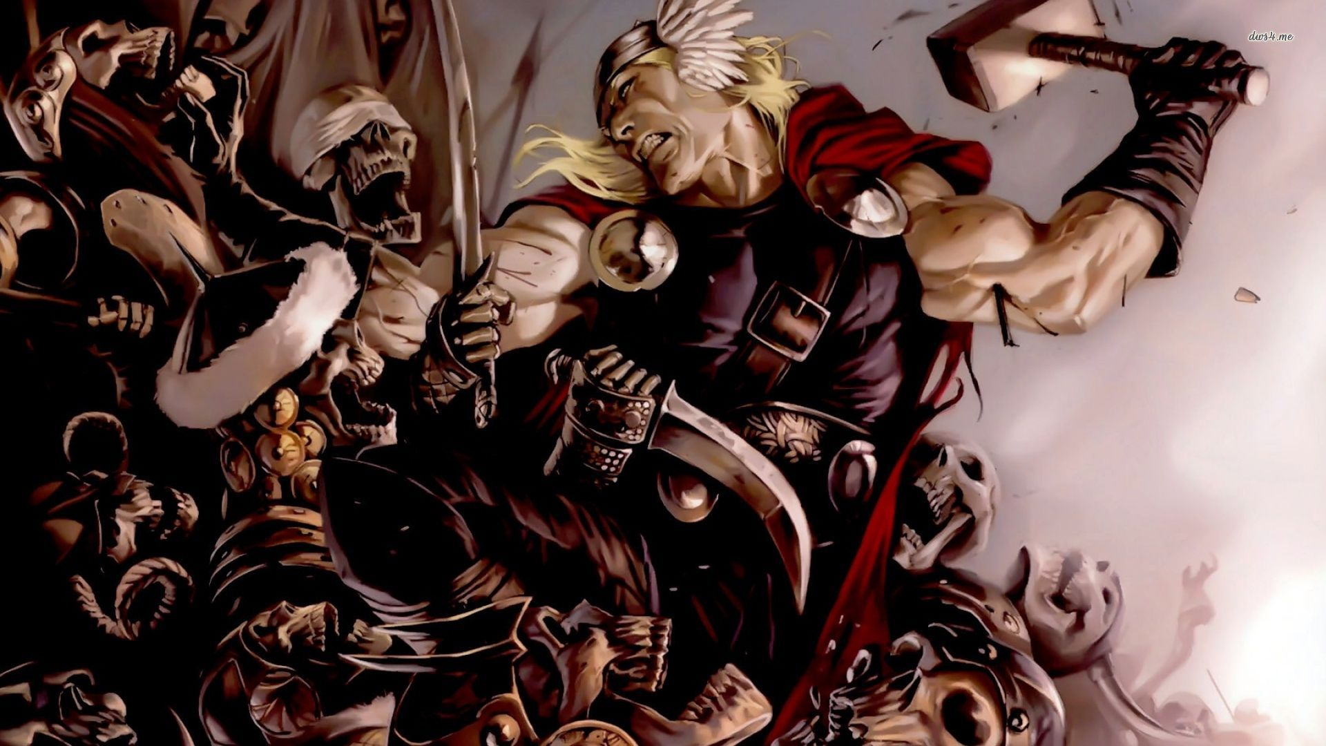 11 Best Hd Wallpapers From The Marvel Universe That You: Thor Comic Wallpaper