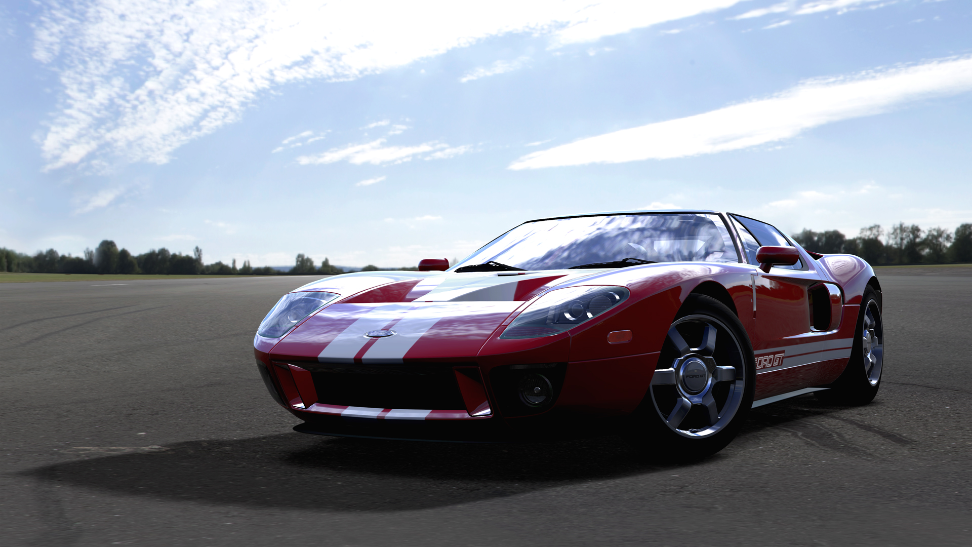 Forza Motorsport 6 Ford GT HD desktop Wallpapers digitalhintnet 1920x1080