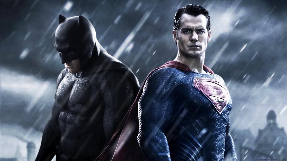 Batman v Superman   Dawn of Justice Wallpaper by LamboMan7 1191x670