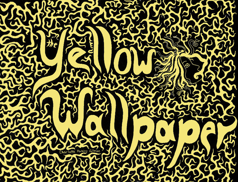 The Yellow Wallpaper inverted 808x619