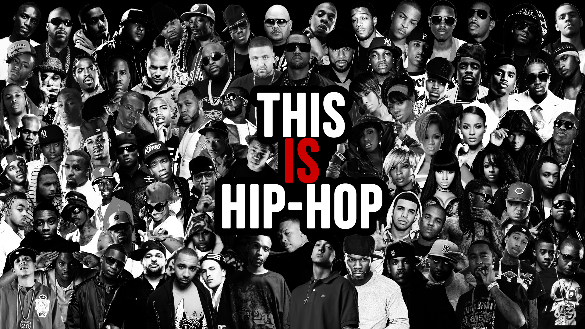 This Is Hip Hop Rap Wallpapers 1920x1080