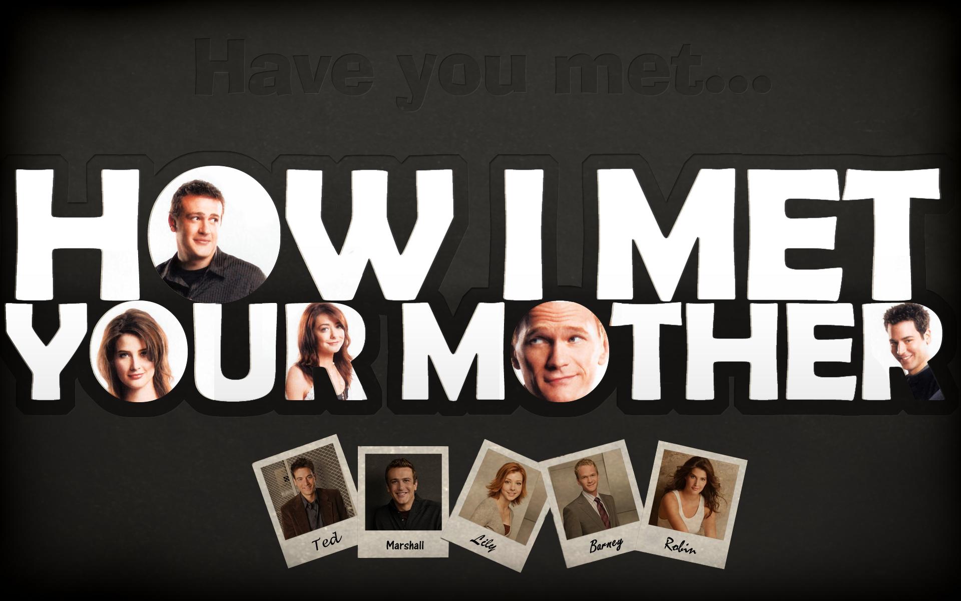 How I Met Your Mother Wallpaper HD Wallpaper Movies 1920x1200
