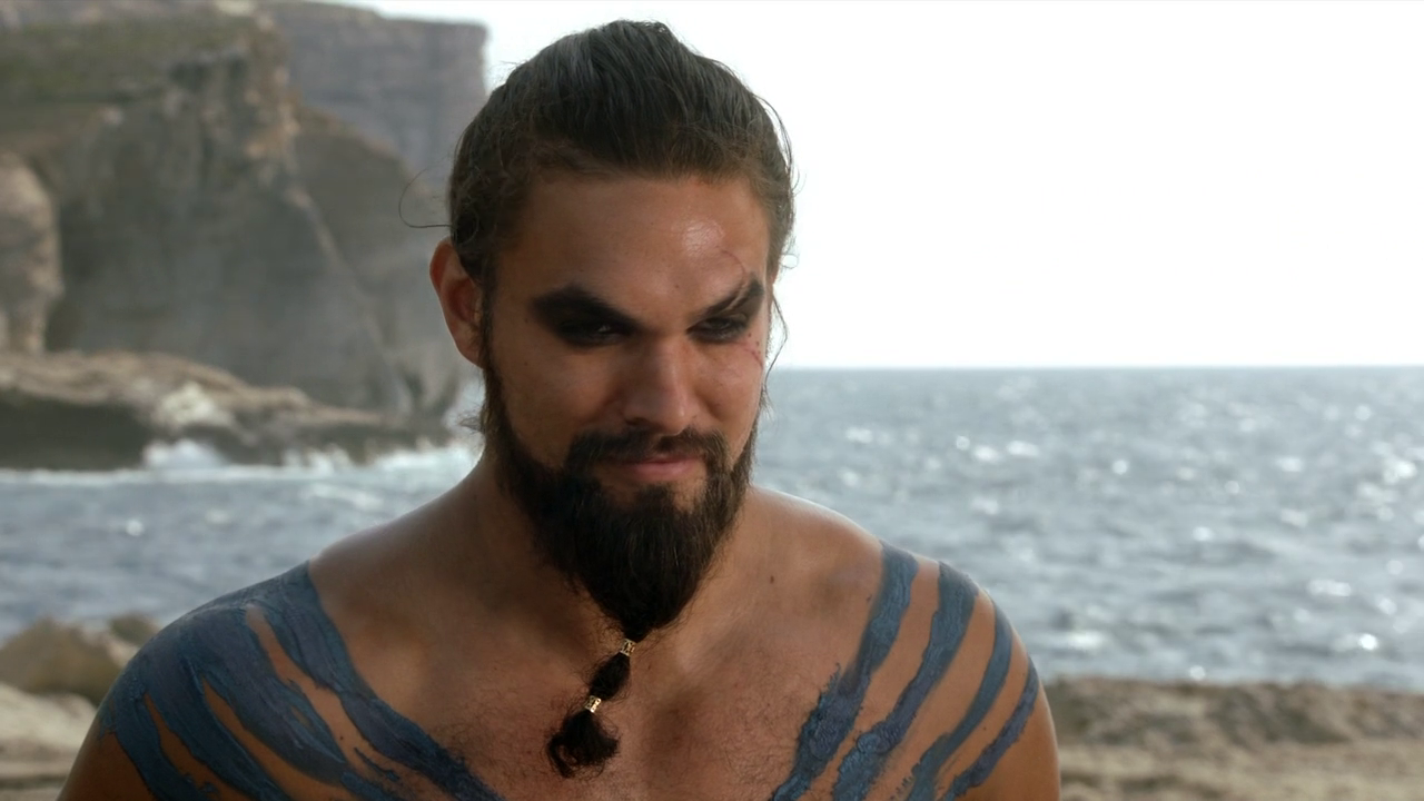 bite Jason Momoa wallpaper 1280x720