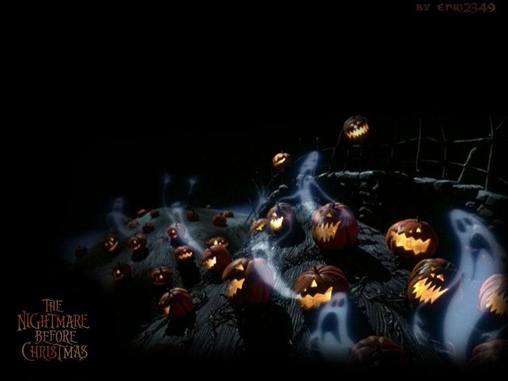 The Nightmare Before Christmas Backgrounds - WallpaperSafari