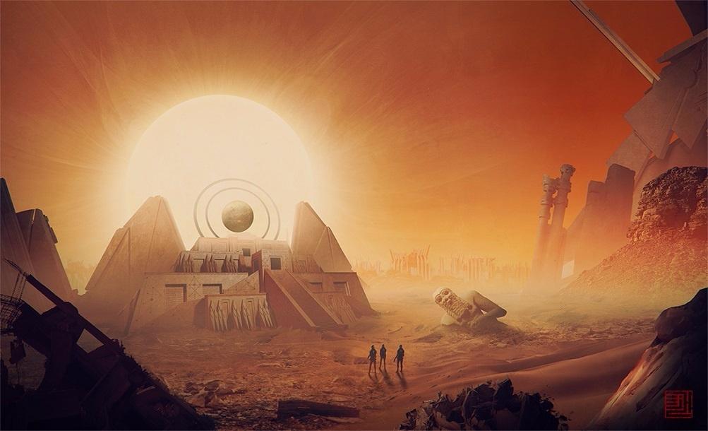 Eridu la Primera Ciudad en la Tierra donde Gobernaron los Reyes 1003x610