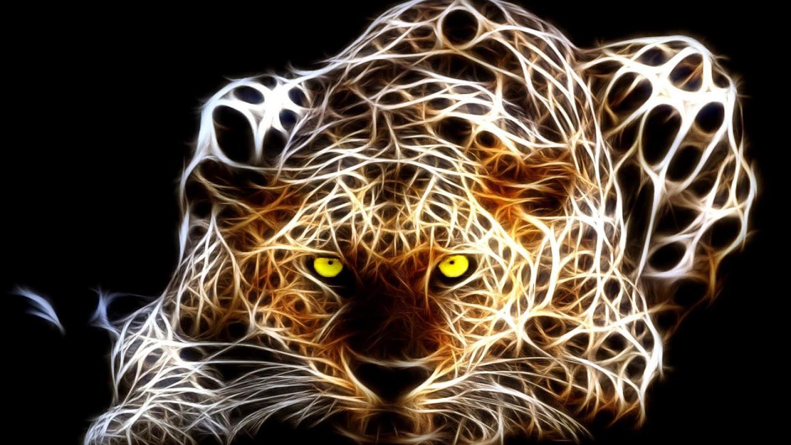 Animales Fondos De Escritorio Hd: Neon Animal Wallpapers