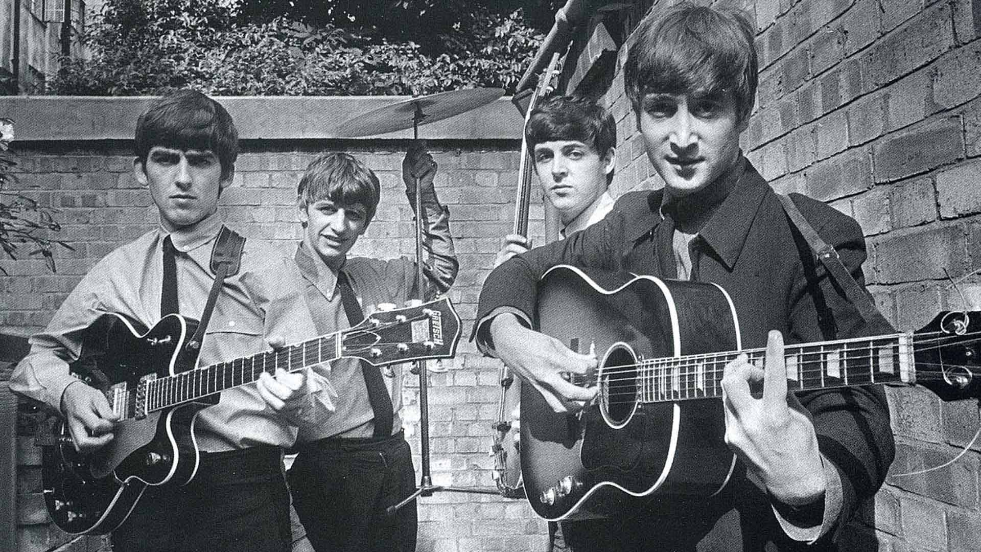 [50+] Beatles Wallpaper 1920 x 1080 on WallpaperSafari