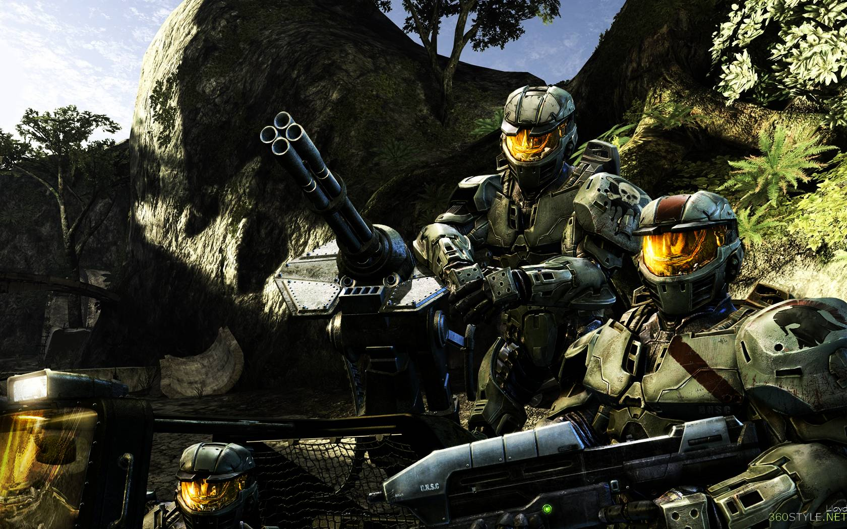 Cool Halo Wallpapers 1680x1050