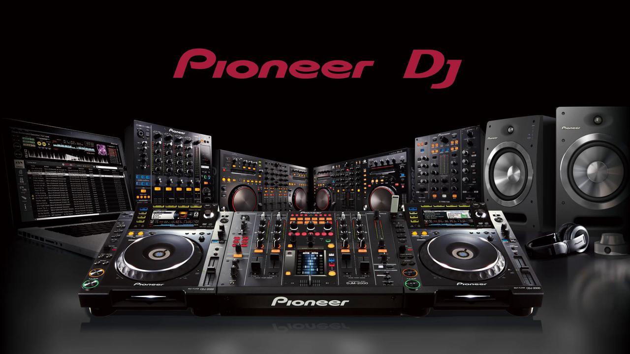 Pioneer DJ Pioneer DJ 1280x720