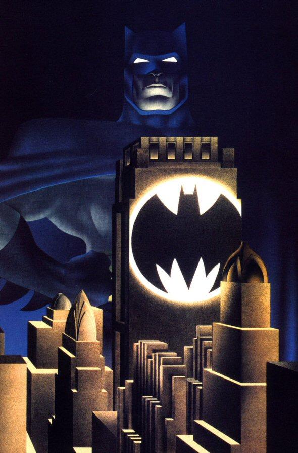 Frank Miller Batman Wallpaper 590x894