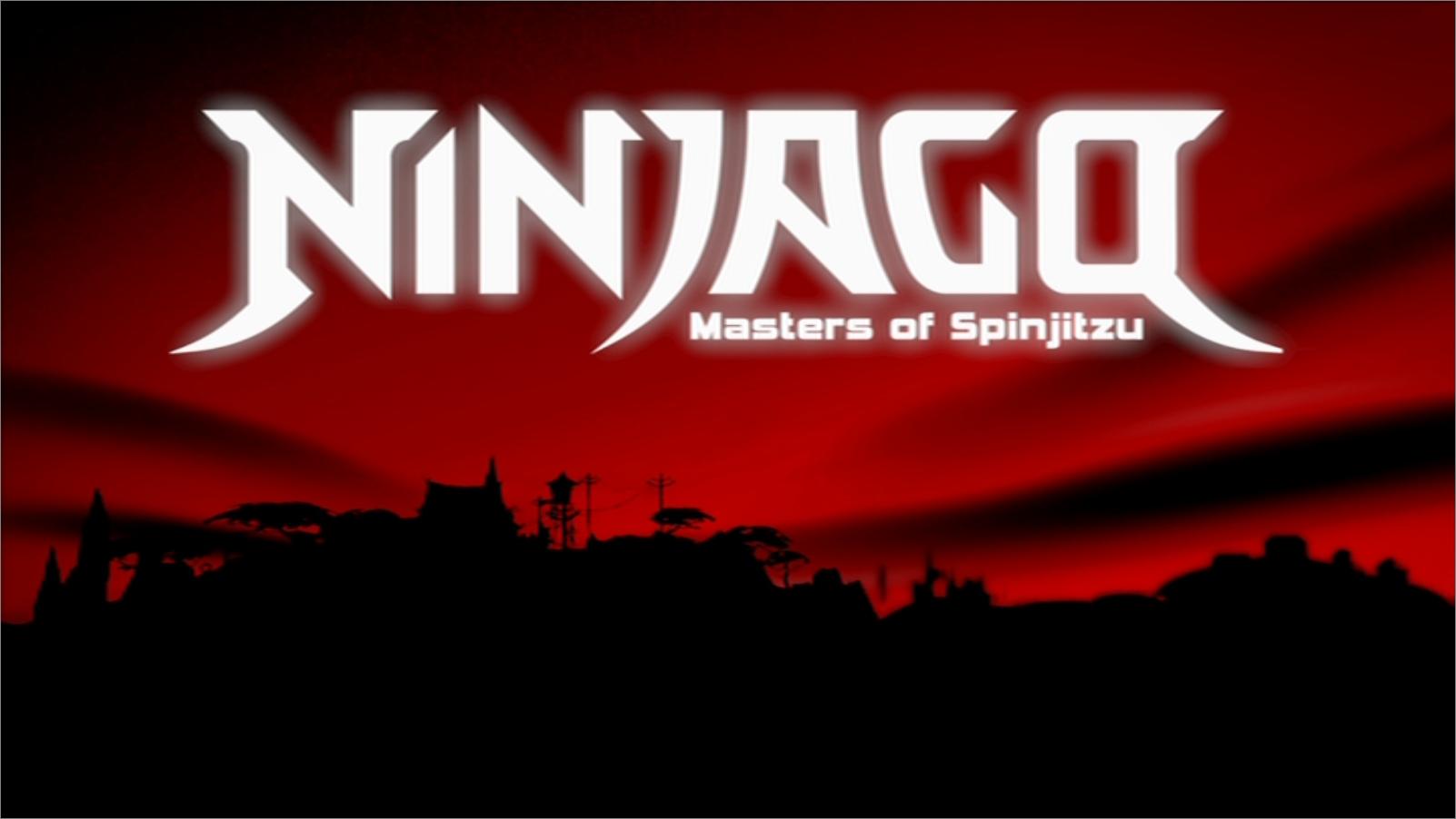 Lego Ninjago Masters Of Spinjitzu Computer Wallpapers Desktop 1602x902