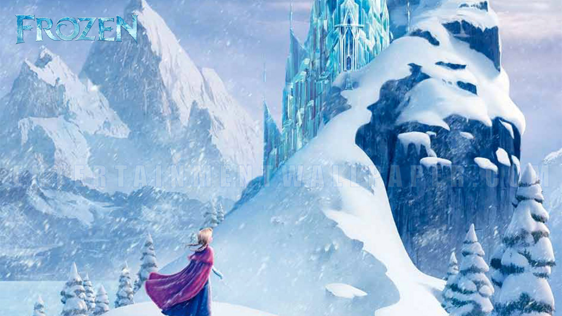 Disney frozen wallpaper for desktop wallpapersafari - Frozen cartoon wallpaper ...