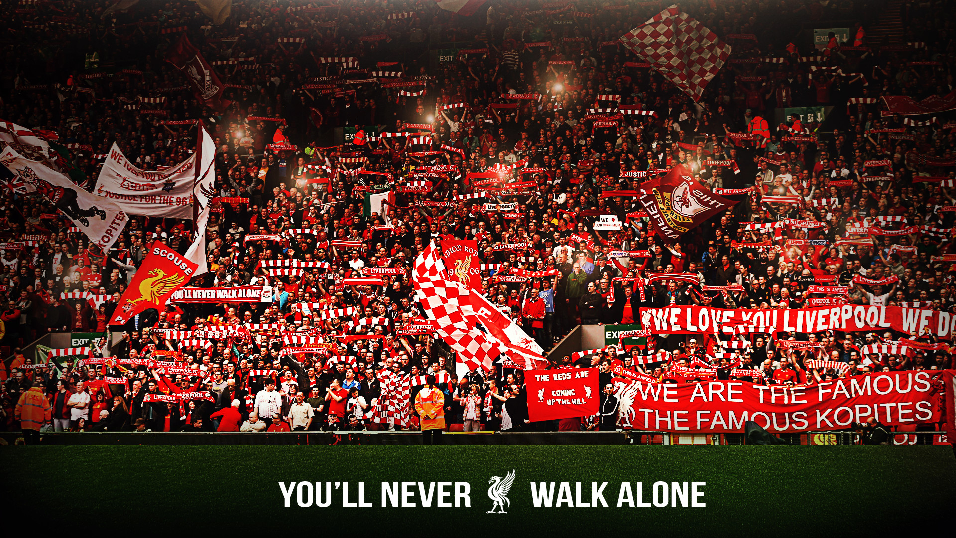 Liverpool wallpaper for new season LiverpoolFC 1920x1080